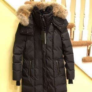 Very warm long Mackage winter coat. Brand new!!!